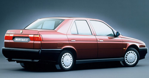Download Alfa Romeo 155 repair manual