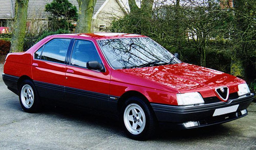 Download Alfa Romeo 164 repair manual