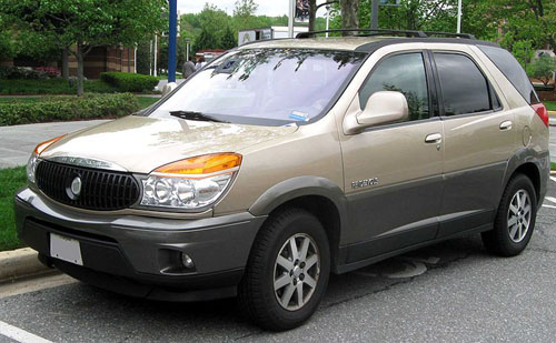 Download Buick Rendezvous repair manual
