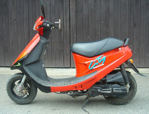 Download Cagiva City 50 repair manual