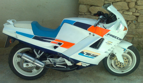 Download Cagiva Freccia 125 repair manual