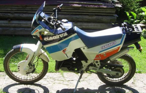 Download Cagiva Tamanaco 125 repair manual