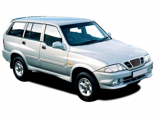 Download Daewoo Musso repair manual