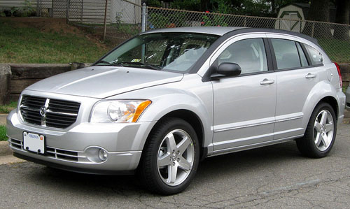 Download Dodge Caliber repair manual