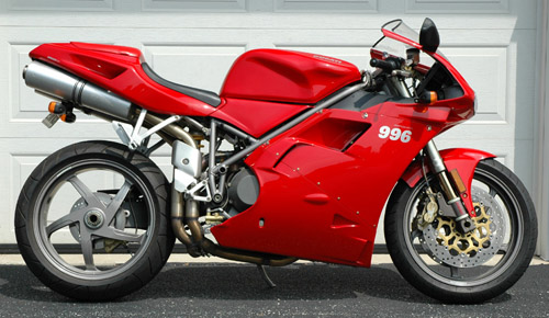 Download Ducati 996 repair manual