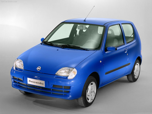 Download Fiat Seicento repair manual