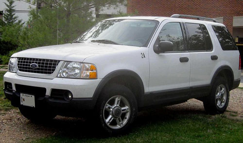 Download Ford Explorer repair manual
