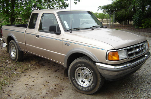Download Ford Ranger repair manual