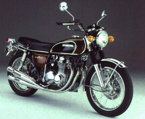Honda Cb500f 1971-1976 Service Repair Manual
