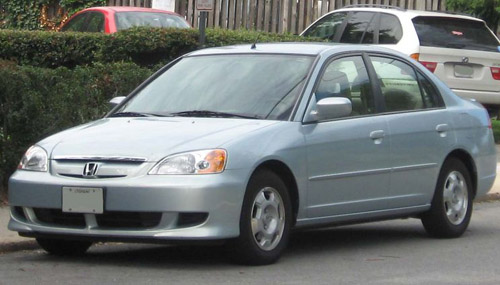 Download Honda Civic Hybrid repair manual