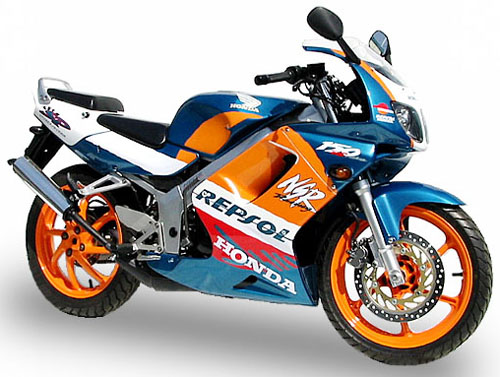 Honda Nsr150sp Service Repair Manual