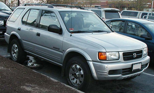 Download Honda Passport repair manual