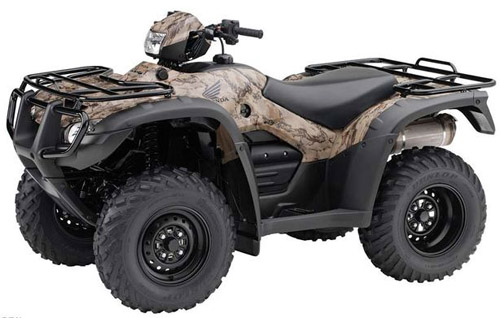 Download Honda Trx500fe Fm Tm Atv repair manual