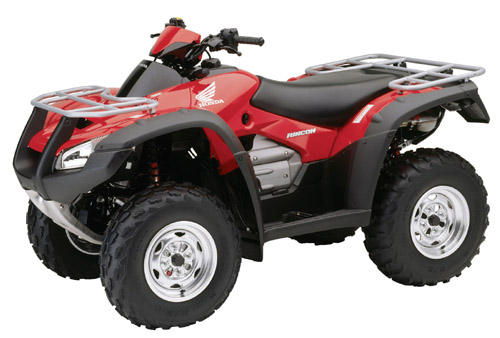 Download Honda Trx650fa Rincon Atv repair manual