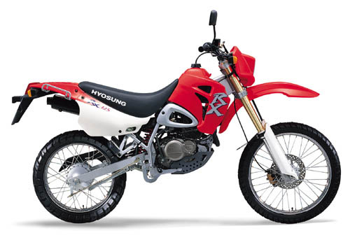 Download Hyosung Rx-125 repair manual