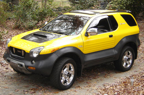 Download Isuzu Vehicross repair manual