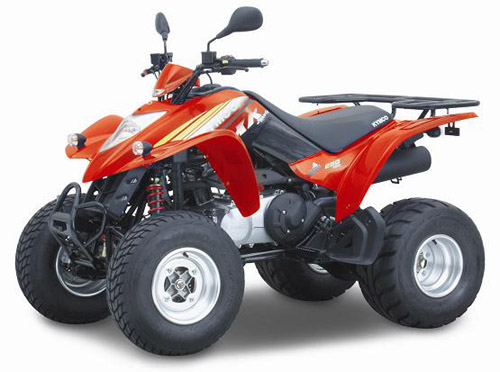 Download Kymco Mongoose Kxr 250 Atv repair manual