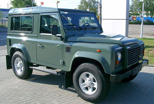 Download Land Rover Defender repair manual