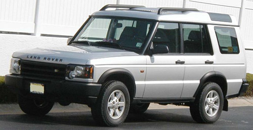 Download Land Rover Discovery 2 repair manual