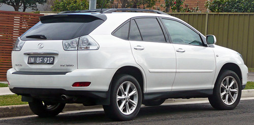Download Lexus Rx-350 repair manual