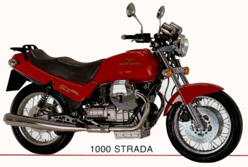 Download Moto Guzzi Strada 1000 repair manual