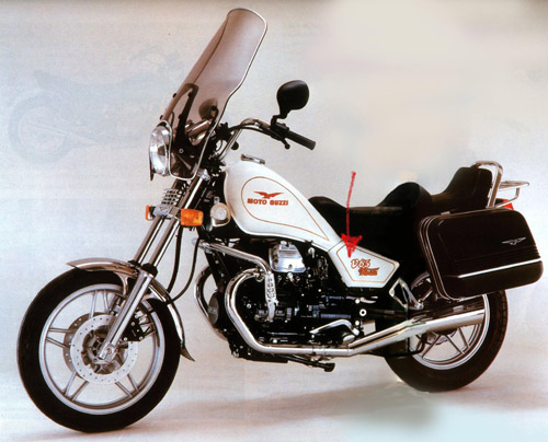 Download Moto Guzzi V35 V50 V65 Florida repair manual
