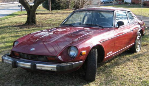 Download Nissan 280z repair manual