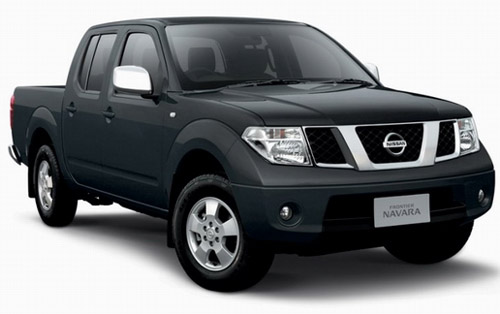 Download Nissan Frontier D40 repair manual