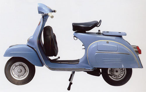 Download Piaggio Vespa 125 150 Super repair manual