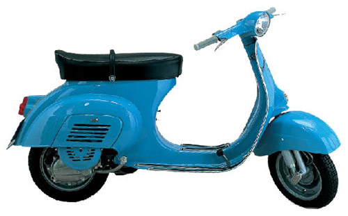 Download Piaggio Vespa 90 repair manual