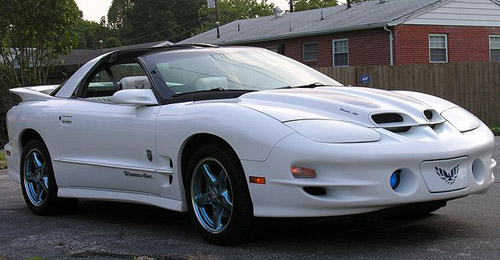 Download Pontiac Firebird Trans-Am repair manual