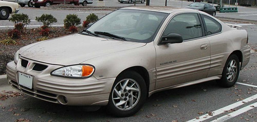 Download Pontiac Grand Am repair manual