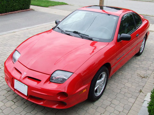 Download Pontiac Sunfire repair manual