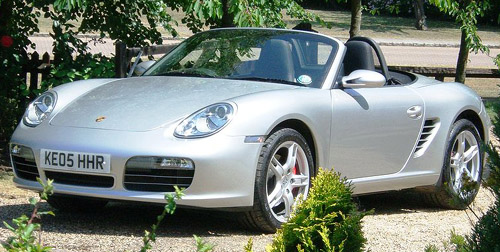 Download Porsche Boxster 987 repair manual