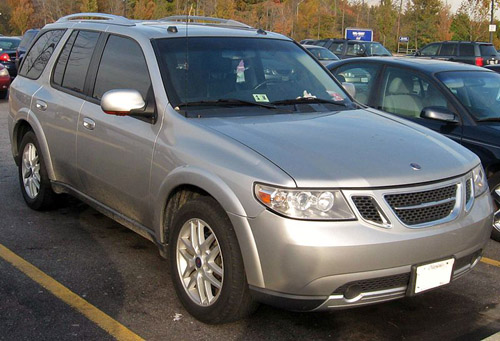 Download Saab 9-7x repair manual