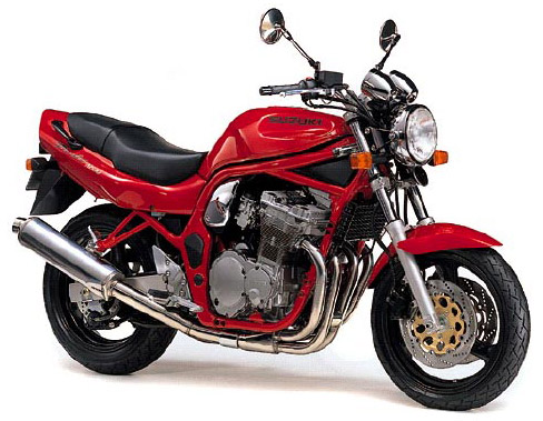 Download Suzuki Gsf-600 Gsf-1200 Bandit repair manual