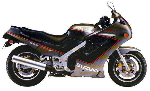 Download Suzuki Gsx-600f-750f-1100f repair manual