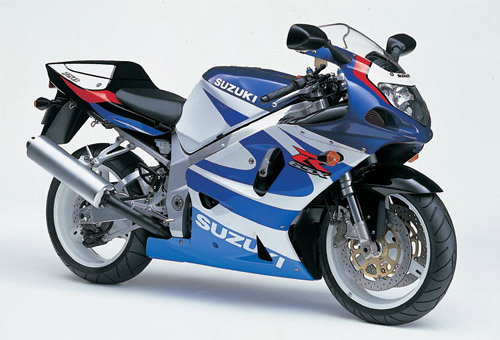 Download Suzuki Gsx-R750 repair manual