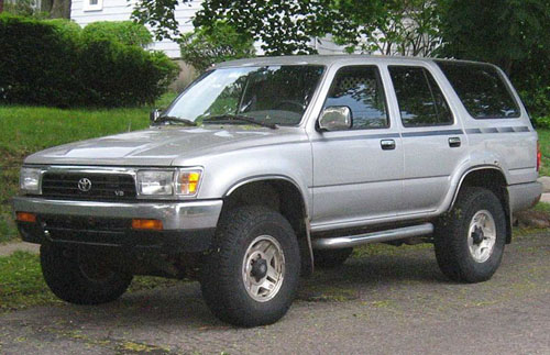 Download Toyota 4runner repair manual