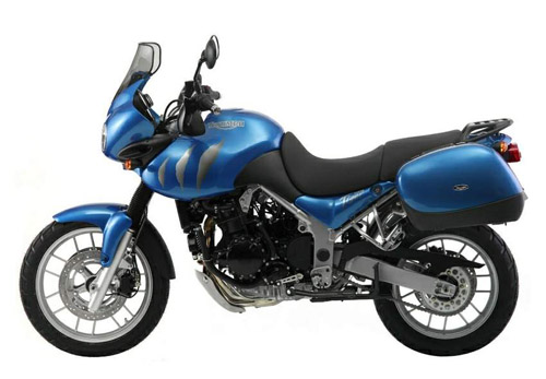 Download Triumph Tiger-955i German repair manual
