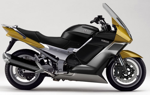 Download Yamaha Fjr-1300a repair manual
