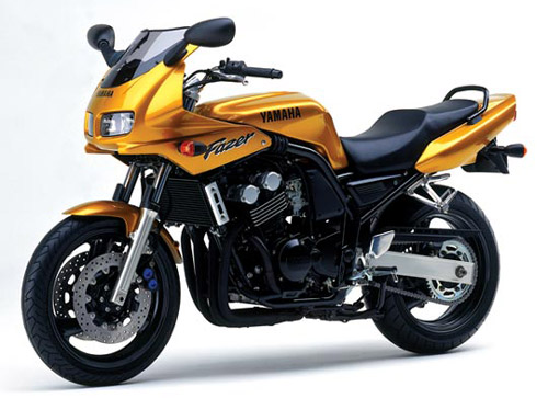 Download Yamaha Fzs600 Fazer repair manual