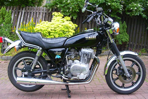 Download Yamaha Xs400 repair manual