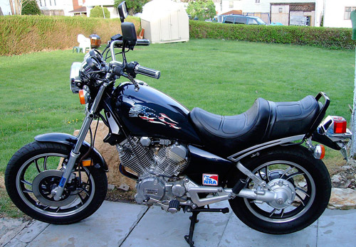 Download Yamaha Xv-500 Virago repair manual