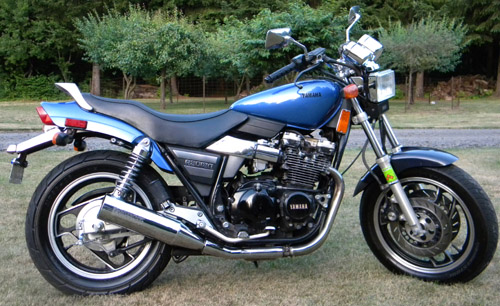 Download Yamaha Yx600 Radian repair manual